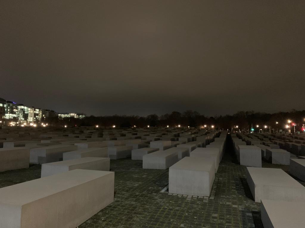 Memorial to the Murdered Jews of Europe (Holocaust Memorial)