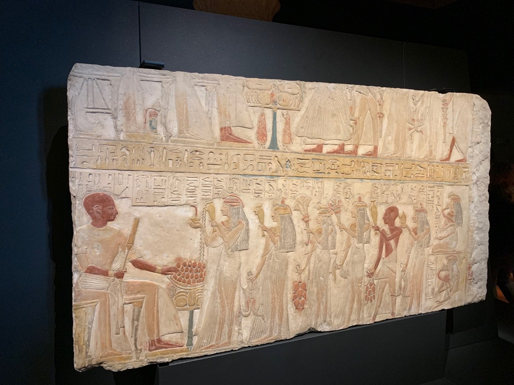 Egyptian art at the Vatican Museum